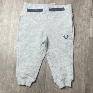 Baby true religion joggers pants 6-9 months